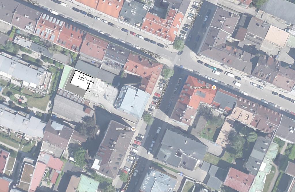 Architekturbüro   schwindstraße, münchen
