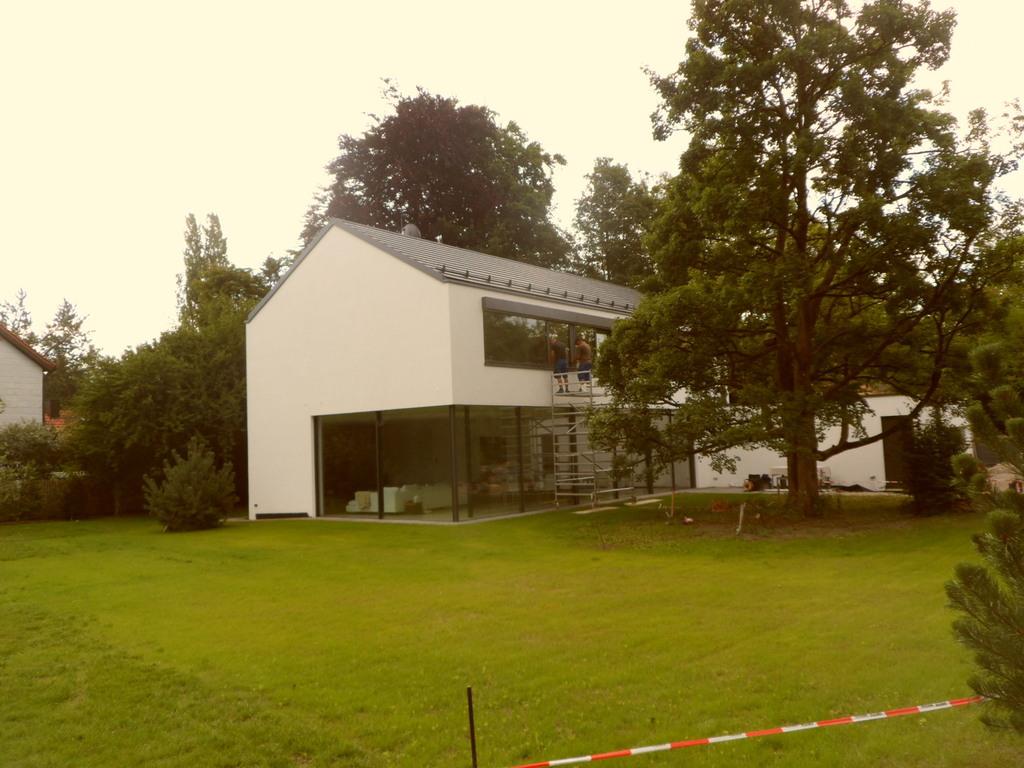 Architekturbüro - Haus W in München
